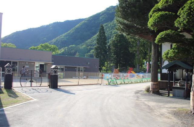 平成28年8月新園舎完成